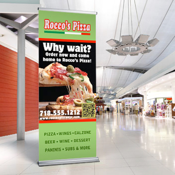 Roll Up, Displays y otros medios impresos